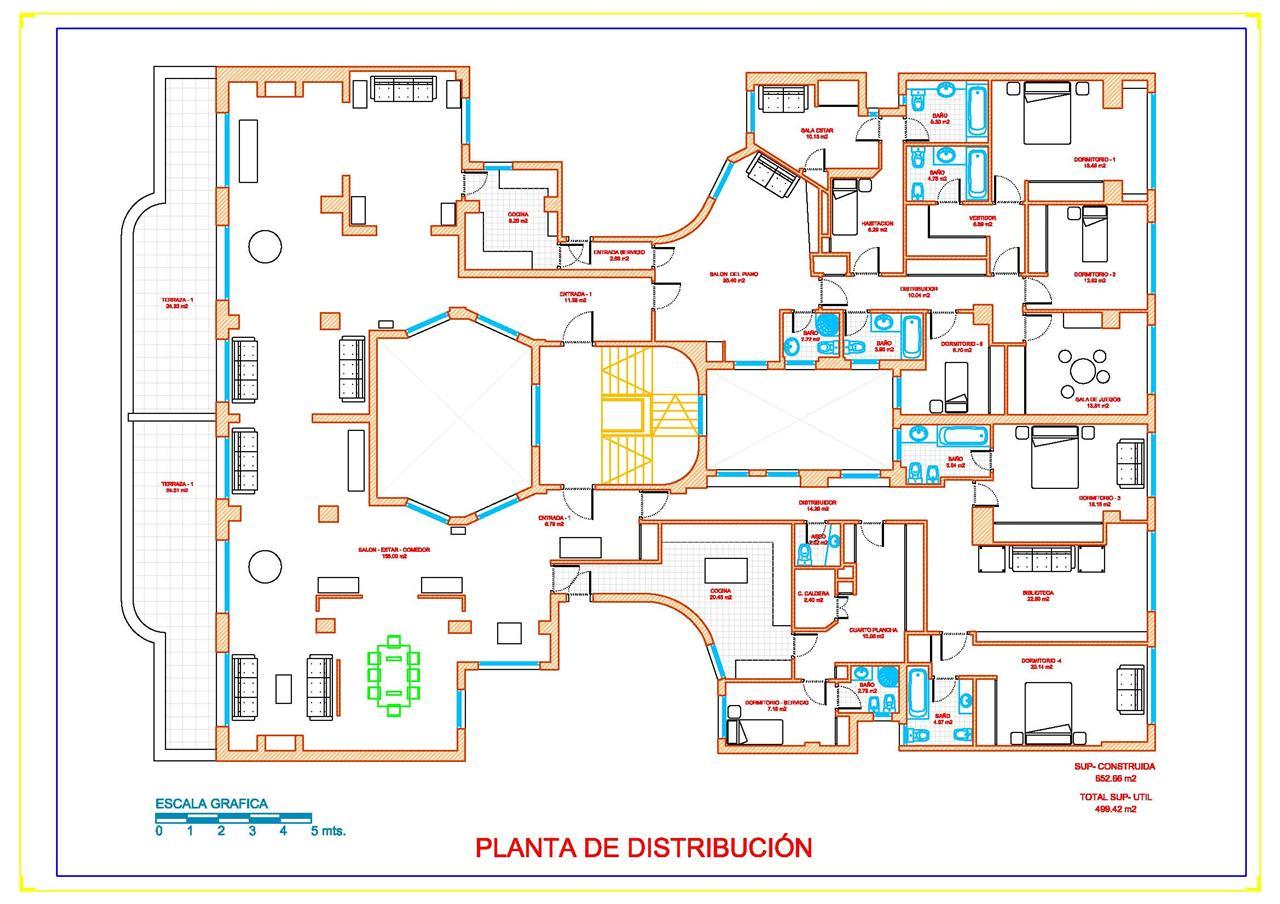 Delineaciones maj n arquitectura animaciones y modelado 3d for Arquitectura de interiores pdf